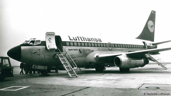 Boeing 737-100 Baden-Baden