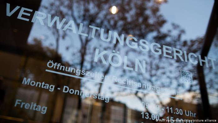 Deutschland AfD erleidet Teilniederlage gegen Verfassungsschutz | Verwaltungsgericht Köln
