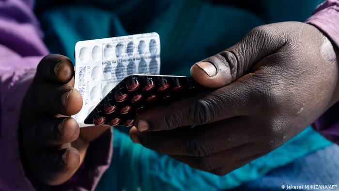 HIV AIDS in Afrika | Simbabwe Harare Medikamente