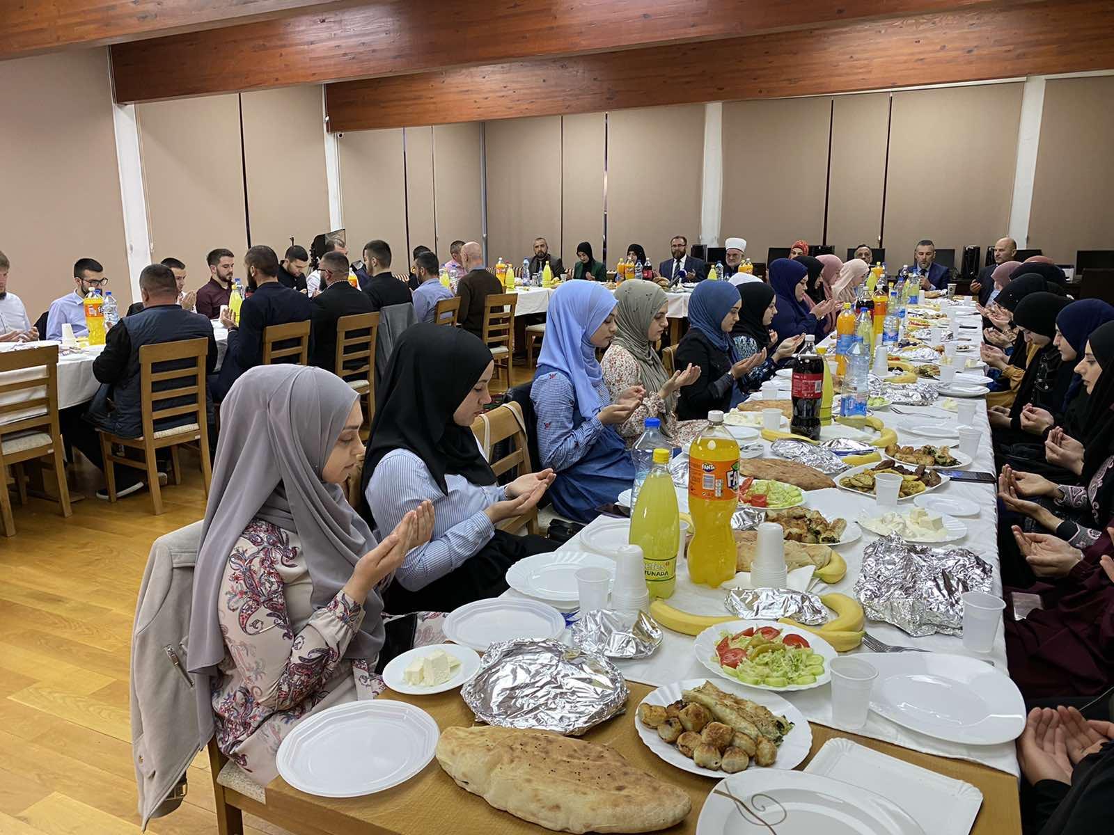 Organiziran tradicionalni iftar FIS-a – Sandžaklija
