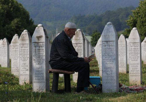 Srebrenica 2021, foto: Konstantin Novaković