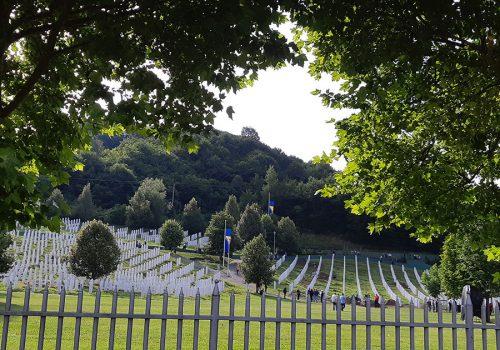 Srebrenica, foto: Peščanik