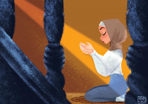Ilustracija: Hayam EL-Abbas