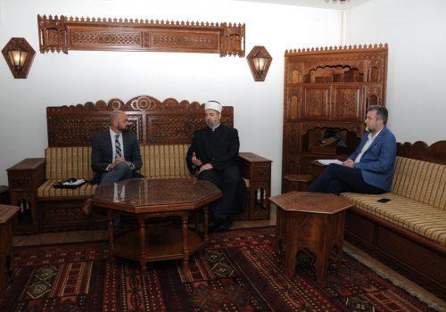 ABD Büyükelçiliğin Temsilcileri İslam Cemiyeti'ni Ziyaret Ettiler_6122d93dd4e22.jpeg
