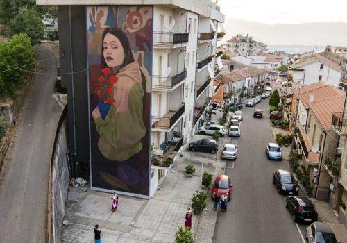 Artez naslikao mural u talijanskom gradiću Santa Sofia D'Epiro_60e123e0eeb6d.jpeg