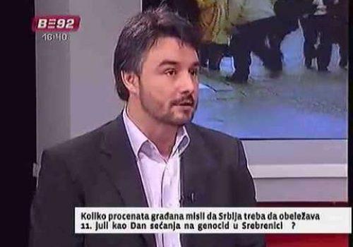 B92, Stanje nacije – Vladan Glišić i Andrej Nosov o danu sećanja na genocid u Srebrenici_614731b180efa.jpeg