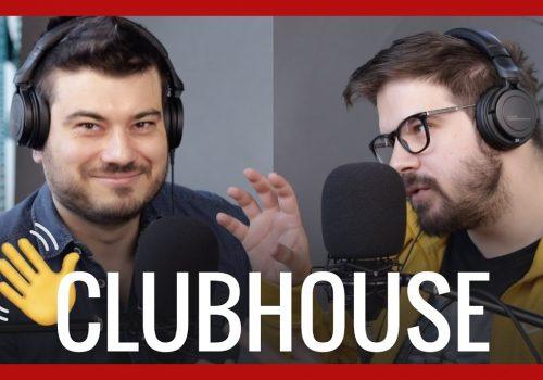 Da li će Clubhouse postati mejnstrim? / Miloš, Goran / ŽIŠKA podkast #69_60693bdf2873a.jpeg