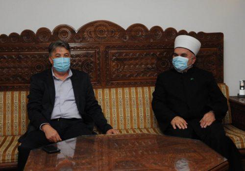 Direktor ZZJZ Novi Pazar posjetio predsjednika Mešihata_614345513e576.jpeg