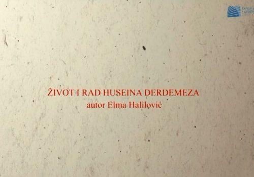 Dokumentarni film o Huseinu Derdemezu sutra premijerno u Novom Pazaru_60c8152975d2f.jpeg