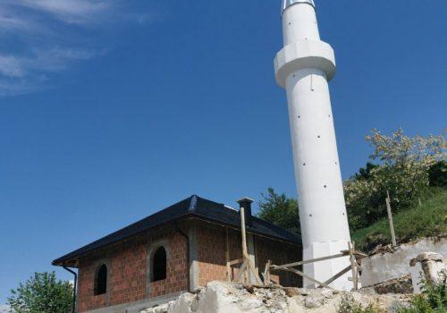 Džamija u selu Hrta do Kurban-bajrama_60d0937eeaa4a.jpeg
