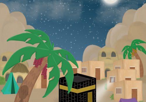 Ilustracija; Hend Moharram