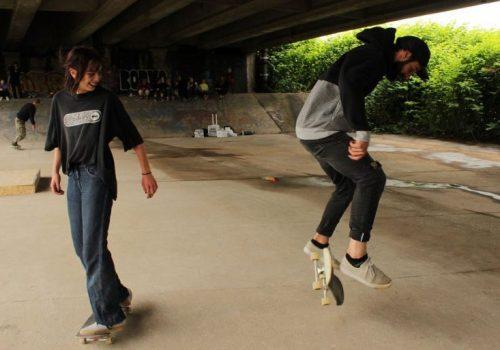 Ilidža za skate park: Grupa mladih organizovala akciju čišćenja_60b5a26fa8869.jpeg