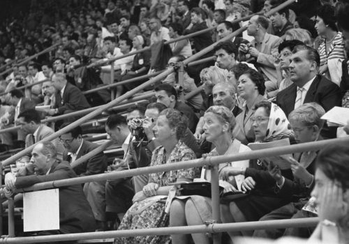 Letnja olimpijada u Rimu 1960, foto: Harry Pot/Anefo/Wikimedia Commons