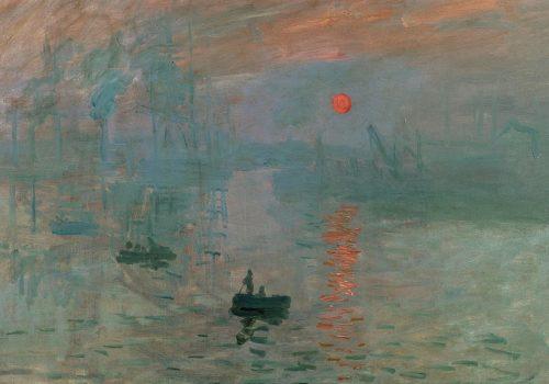 Foto: Impression, soleil levant (detalj) – ulje na platnu, Musée Marmottan Monet, Pariz – Wikimedia Commons