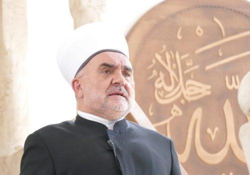 Muftija Dudić održao hutbu u Centralnoj džamiji u Tutinu_6103fdda249b3.jpeg