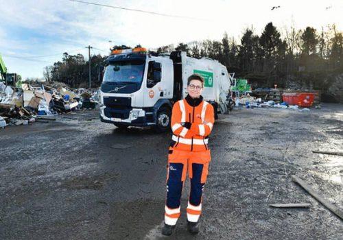 Nije se uhljebila: Bivša gradonačelnica Geteborga vozi komunalni kamion_60c80a1862076.jpeg