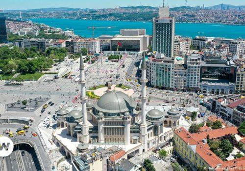 Otvaranje džamije: Erdoganovi planovi za trg Taksim_60b2fbbf9b588.jpeg