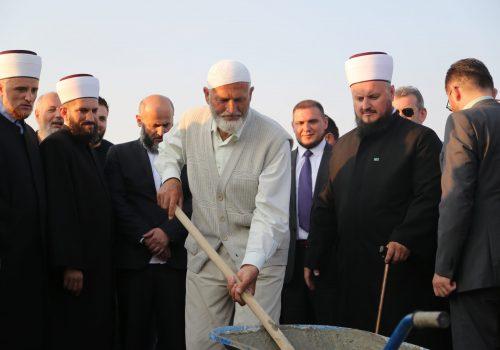 Položen kamen temeljac za odjeljenje Ženske medrese u Sjenici_60ed94af51764.jpeg