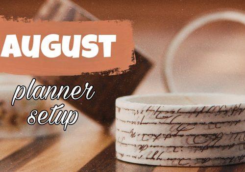 Postavka planera za avgust / AliExpress stationery 🤎_601cadb0bd52a.jpeg