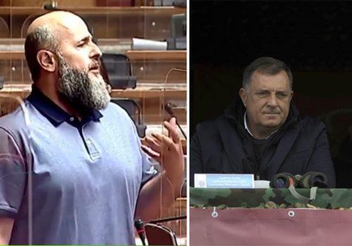 Sırbistan Millet Meclisinde Konuşan Zukorliç: Milorad Dodik'in Peşter'de Ne İşi Var?_6122d9129c680.jpeg