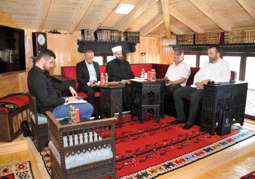 Sjednica Savjeta Muftijstva sandžačkog održana u Dugoj Poljani_613ff8edec412.jpeg