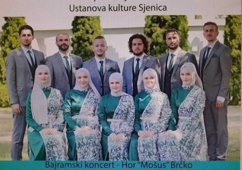 U četvrtak u Sjenici Bajramski koncert hora Mošus_60f8c9e4940f2.jpeg