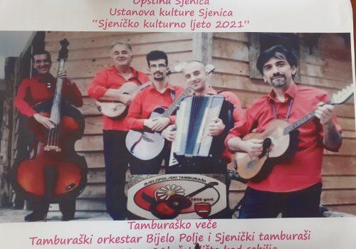 """U nedjelju u Sjenici """"Tamburaško veče""""_60fac354a4e83.jpeg"""
