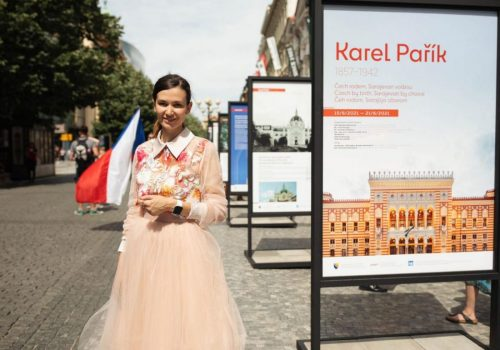 U Pragu upriličena izložba fotografija Aide Redžepagić posvećena radu Karla Paržika_60caba6d809b2.jpeg