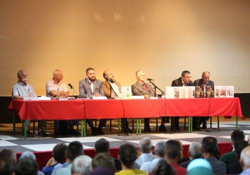 U Rožajama održana promocija knjiga akademika Šerba Rastodera i Fehima Džogovića_60e502a78376a.jpeg
